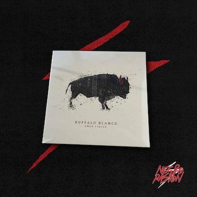 Vinilo - Buffalo Blanco - Años Viejos