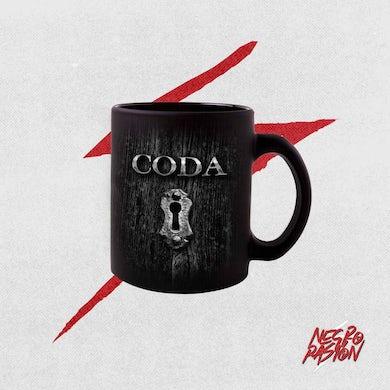 Taza - Coda - Negra