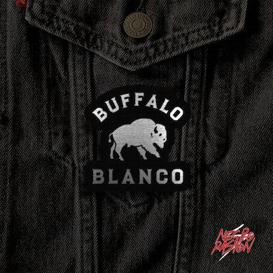 Pin - Buffalo Blanco