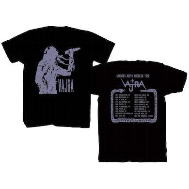 Limited Edition Vajra Shadows Tour Unisex T-Shirt