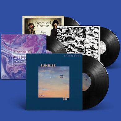 "12"" Vinyl Discography"