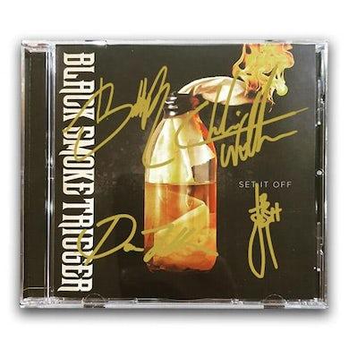 Black Smoke Trigger - Set It Off CD (Signed CD)