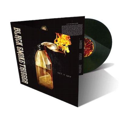 "Black Smoke Trigger - 12"" LP Vinyl (Bonus Track)"