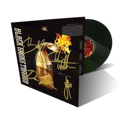 "Black Smoke Trigger - 12"" LP Vinyl (SIGNED + Bonus Track)"