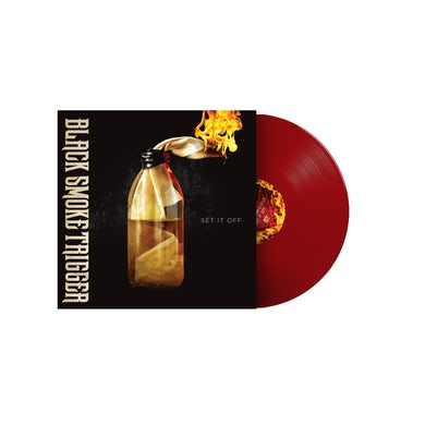 "Black Smoke Trigger - 12"" LP Vinyl - LIMITED EDITION"