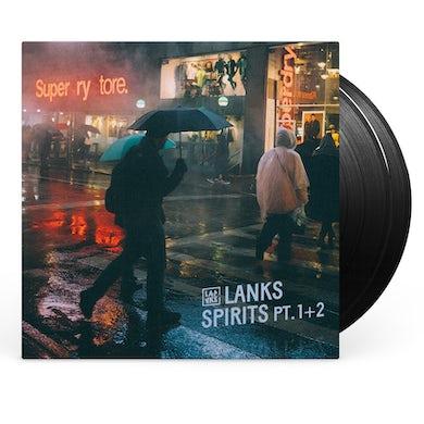 Lanks SPIRITS PT. 1 + 2 — DOUBLE VINYL