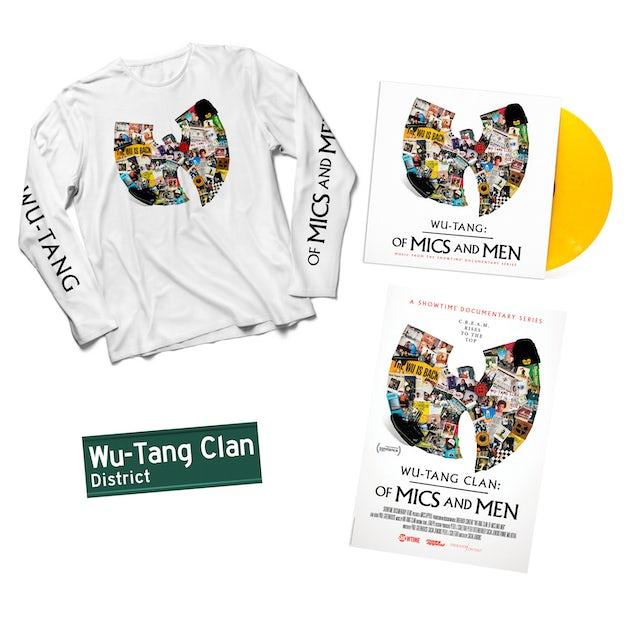 Wu-Tang Clan Of Mics & Men Bundle 2