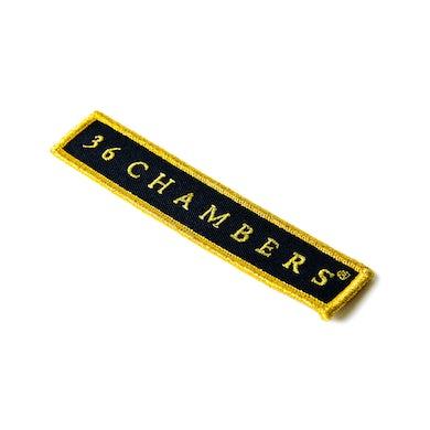 Wu-Tang Clan 36 Chambers Patch