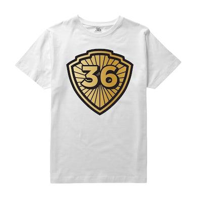 5932564e28cb Wu-Tang Clan 36th Chamber Shield Shirt ...