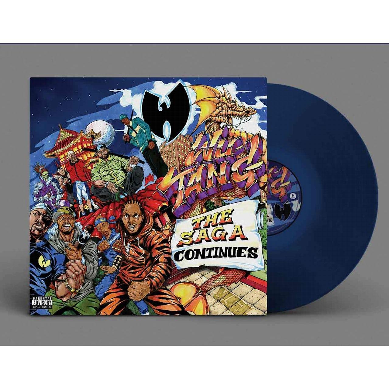 Wu Tang The Saga Continues Vinyl