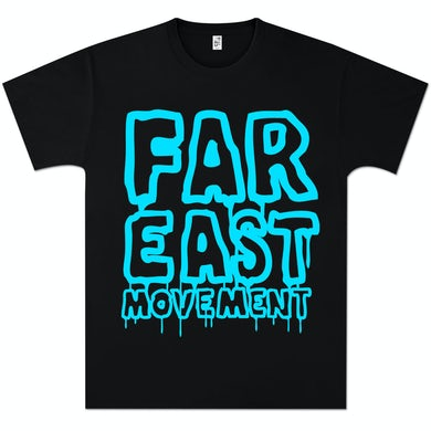 Far East Movement Logo T-Shirt