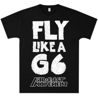 Far East Movement G-6 T-Shirt