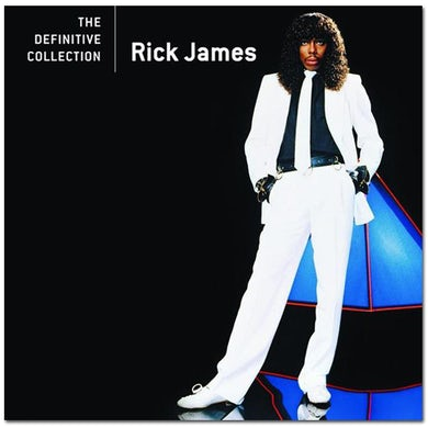 Rick James - The Definitive Collection CD