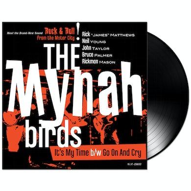 "Rick James The Mynah Birds 7"" Single LP (Vinyl)"