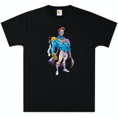 Team Coco Conan O'Brien Flaming C T-Shirt