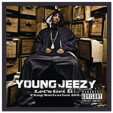 Jeezy - Let's Get It: Thug Motivation 101 Deluxe CD