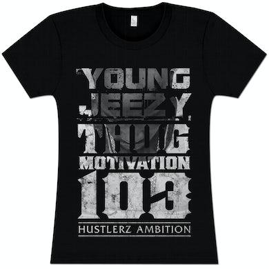 Jeezy Hustlerz Ambition Babydoll