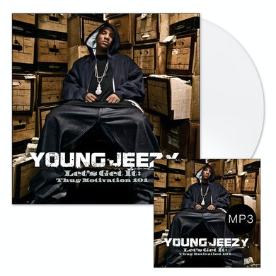 Jeezy - Let's Get It: Thug Motivation 101 LP + Digital Album (Vinyl)