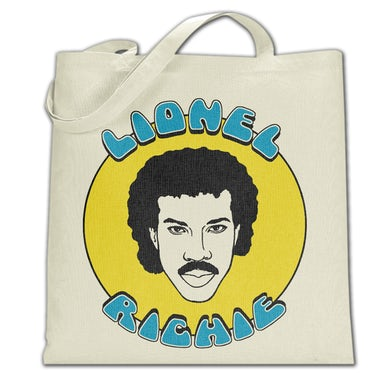 Lionel Richie All Night Cartoon Tote