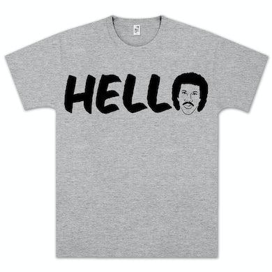 Lionel Richie Hello T-Shirt