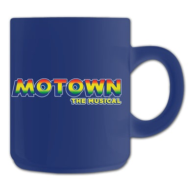 Motown The Musical Logo Mug