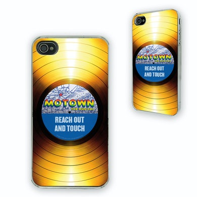 Motown The Musical Golden Record iPhone Case