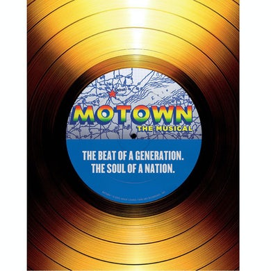 Motown The Musical Program