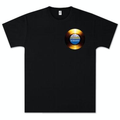 Motown The Musical Motown on Broadway Logo T-Shirt