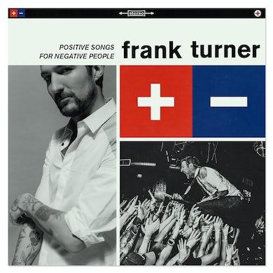 Frank Turner Positive Songs For Negative People Standard CD