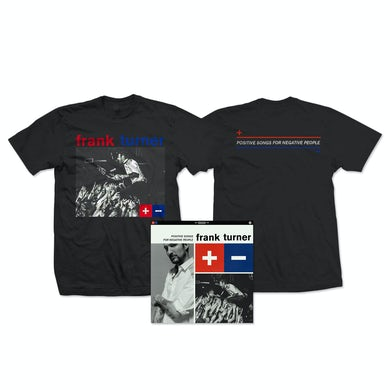 Frank Turner Positive Songs For Negative People Standard CD Bundle