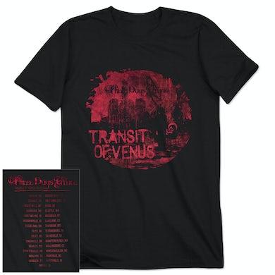 Three Days Grace Painted Venus 2013 Tour T-Shirt