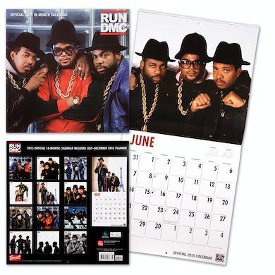 Run DMC 2015 Square 12x12 Calendar