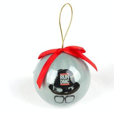 RUN DMC Holiday Ornament