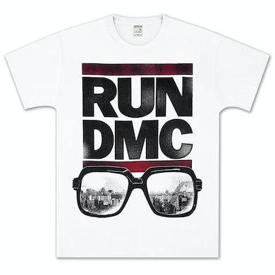 Run DMC Glasses NYC T-Shirt