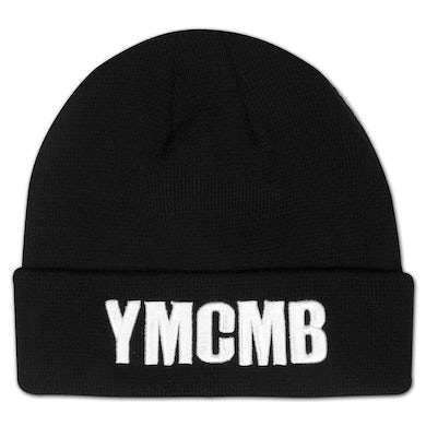 YMCMB Skully Embroidered Beanie