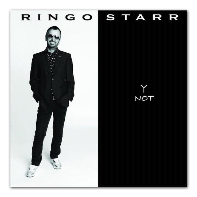 Ringo Starr - Y Not CD