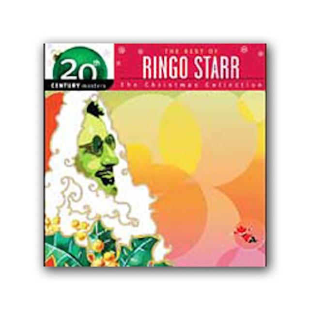 Ringo Starr Ringo's Christmas Collection CD