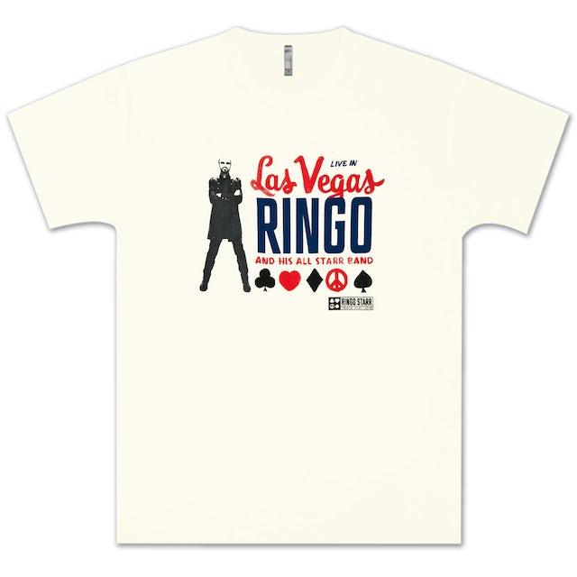 Ringo Starr Vegas Event T-Shirt