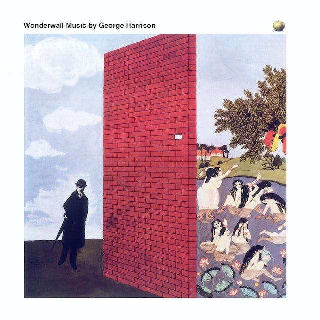 George Harrison Wonderwall Music CD
