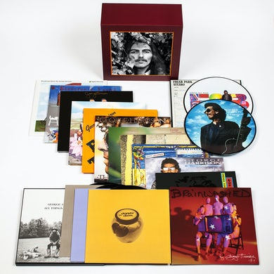 The George Harrison Vinyl Collection