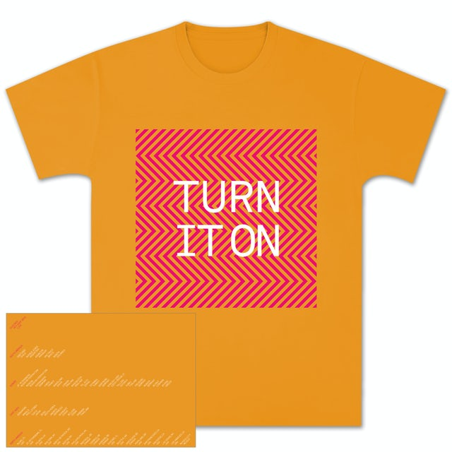 Pet Shop Boys Turn it on T-Shirt
