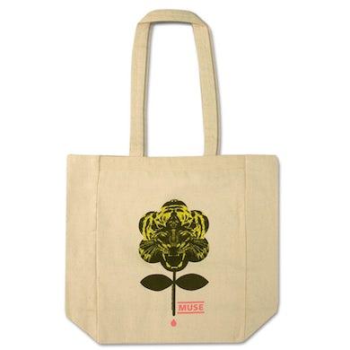 Muse Leo Natural Tote Bag