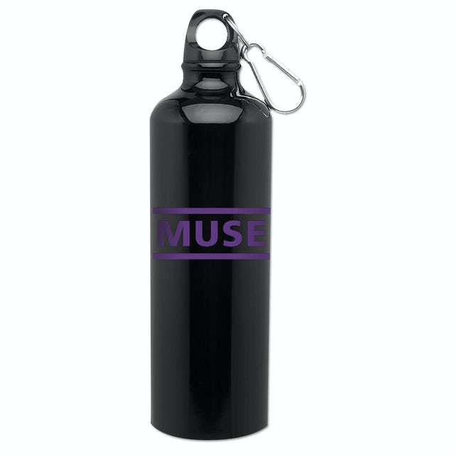 Muse Logo Water Bottle