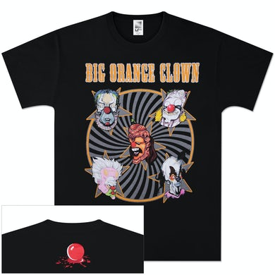 Apocalyptic Nightmare Five Heads T-Shirt