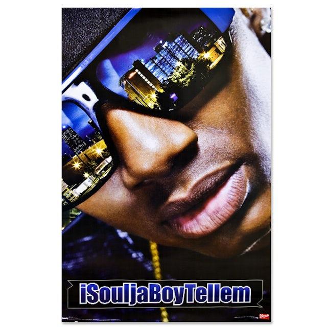 Soulja Boy Tell 'Em Shades Poster