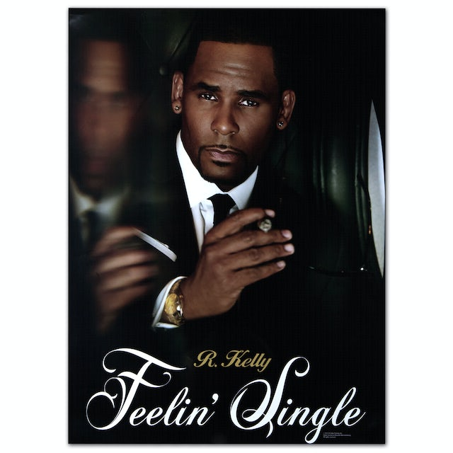 R. Kelly Poster