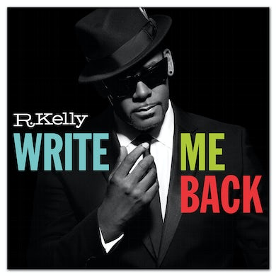 R. Kelly - Write Me Back Deluxe Edition CD