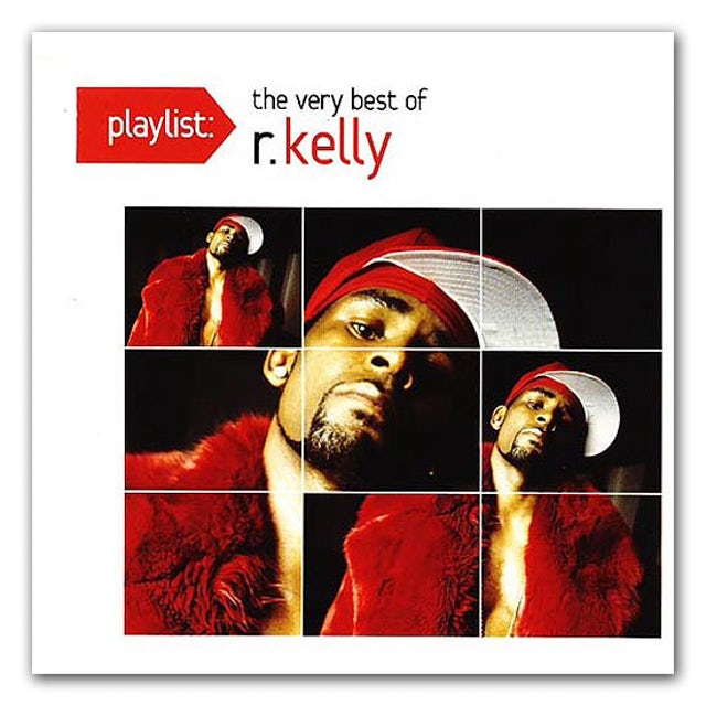 The Very Best Of R. Kelly CD