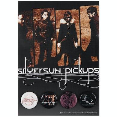 Silversun Pickups Bars Button Set