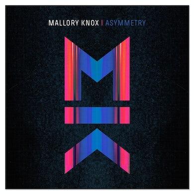 Mallory Knox Asymmetry CD